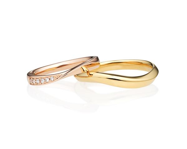 結婚指輪にお二人だけに分かるお揃いをの画像
