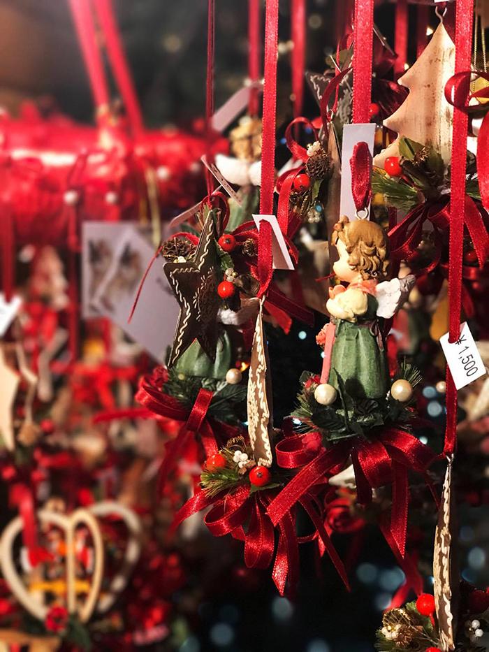 ドイツ・クリスマスマーケットの画像