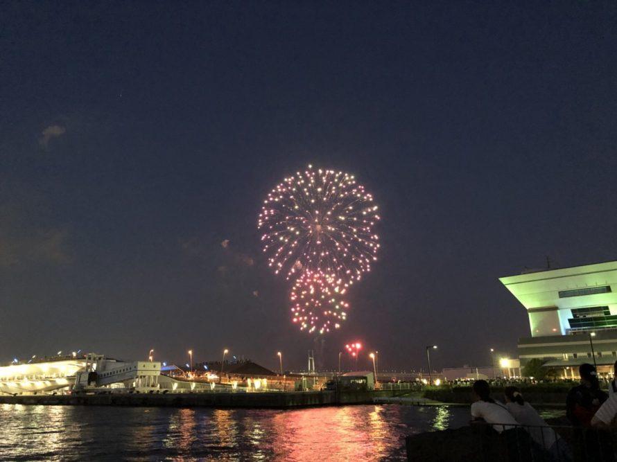 横浜の夏の画像