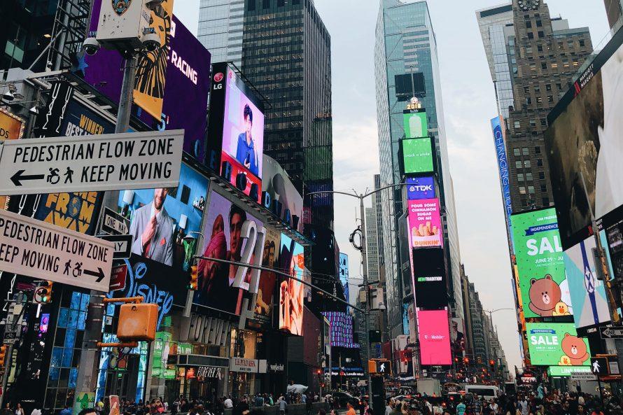 ニューヨークに行ってきました♡の画像