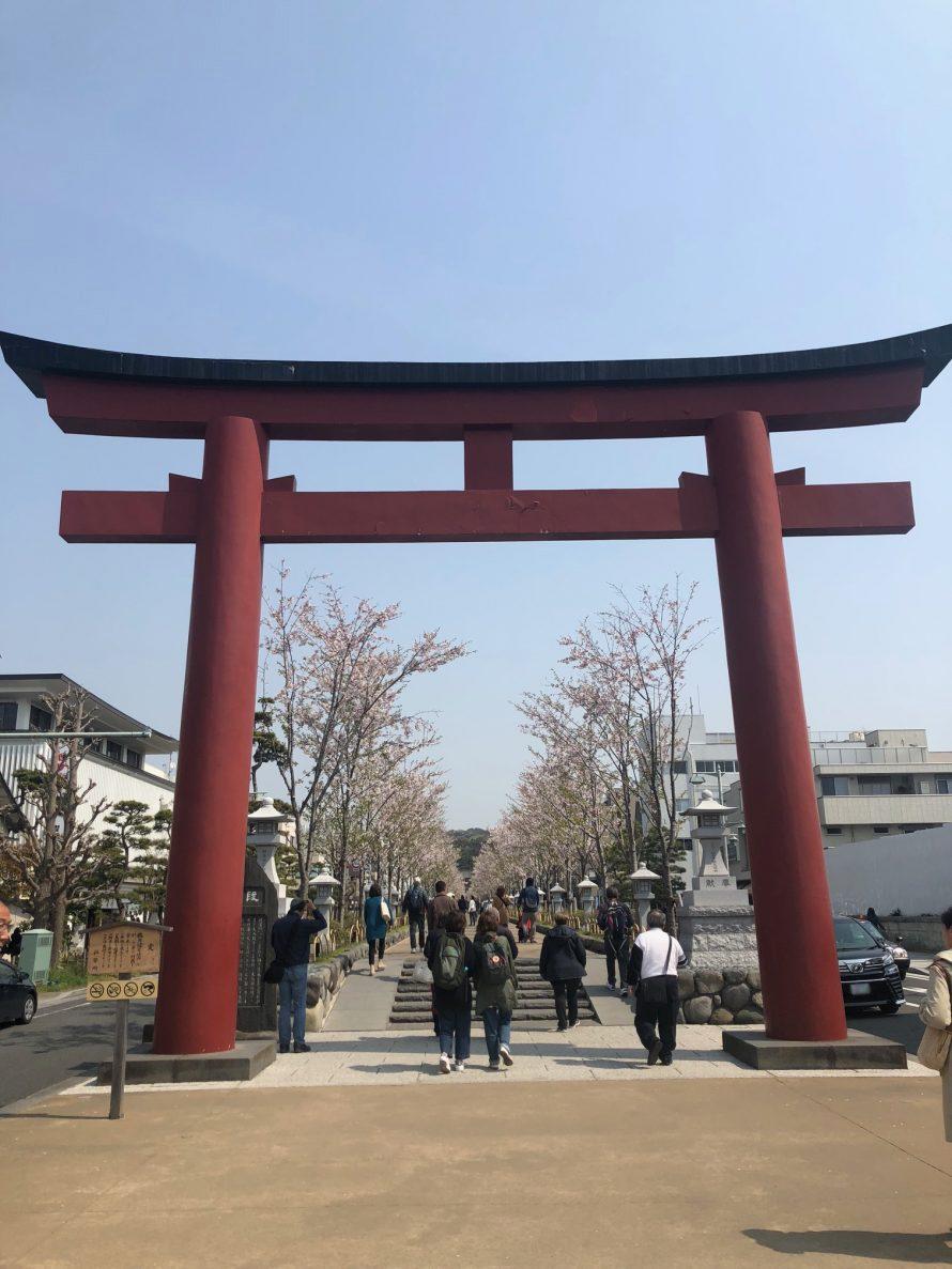 鎌倉にての画像