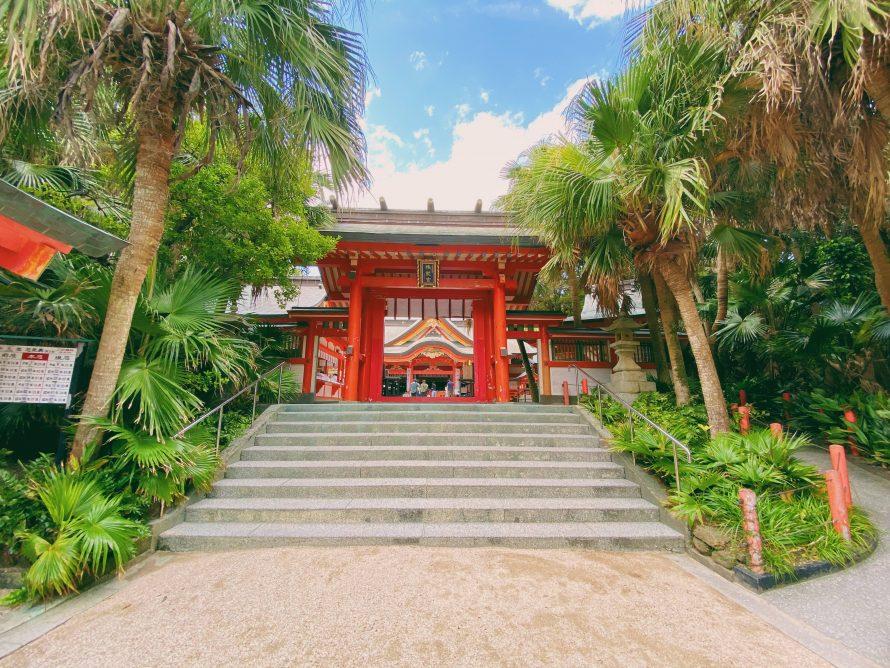 青島神社の画像