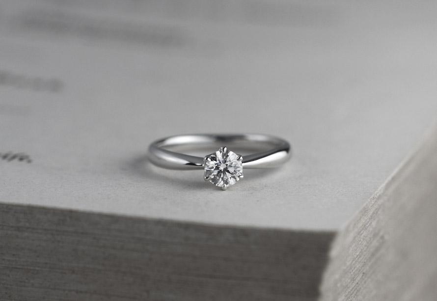 婚約指輪の歴史の画像