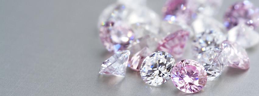 ピンクダイヤモンドの画像