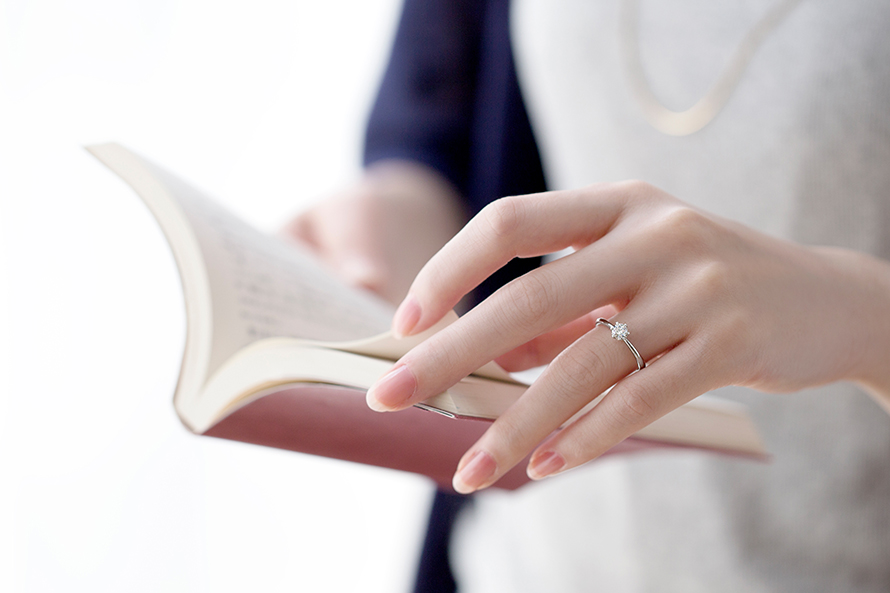 素敵な婚約指輪と結婚指輪に出逢っていただくためにの画像