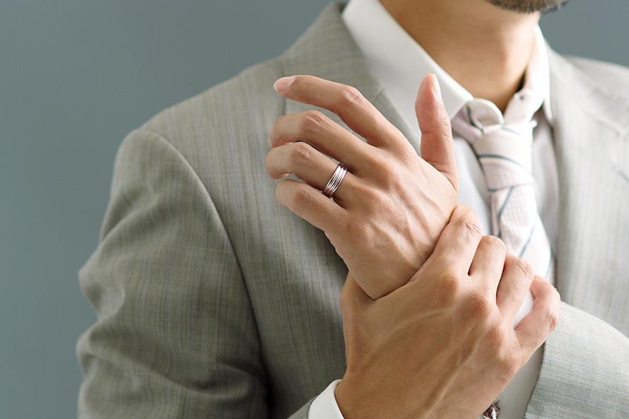 必見!スタッフおすすめの結婚指輪の画像