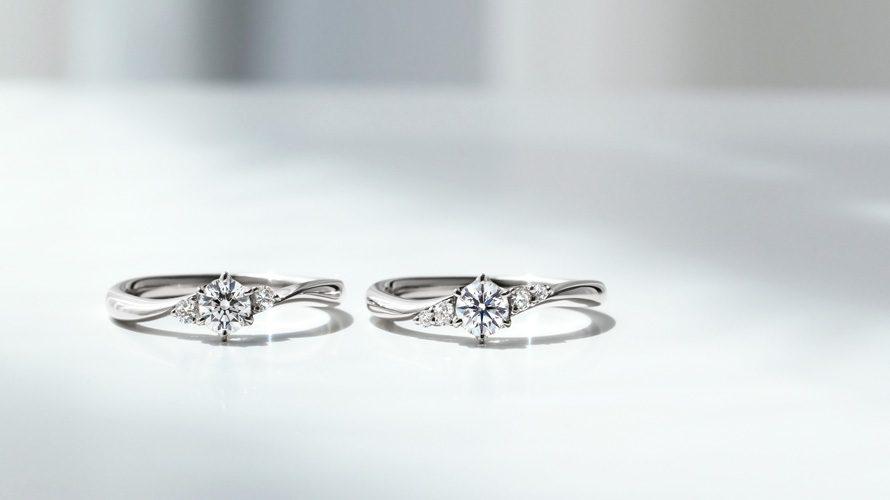 婚約指輪のデザインの選び方の画像