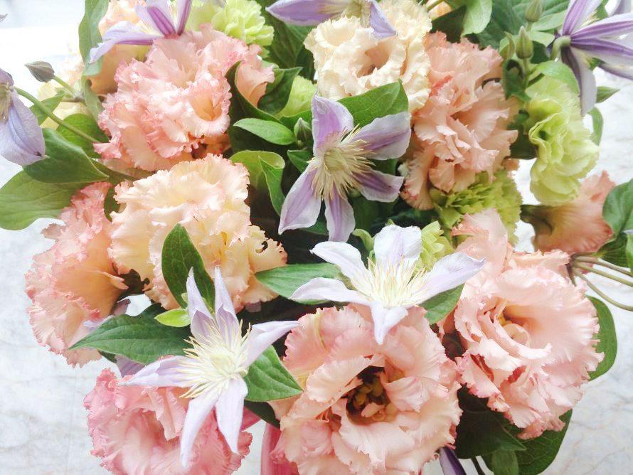 今週のお花@大阪ショールームの画像